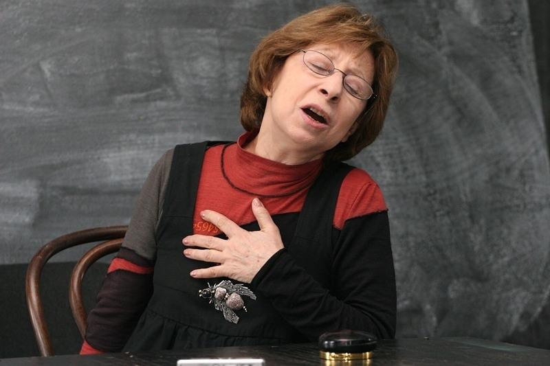 «Это ужас»: Ахеджакова иБасилашвили разгневаны тем, что Фрейндлих угрожает нацбезопасности Украины | Русская весна