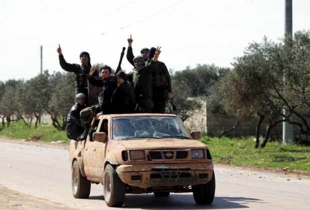 СРОЧНО: В Сирии убит главарь группировки «Ахрар аш-Шам», — СМИ (ФОТО) | Русская весна