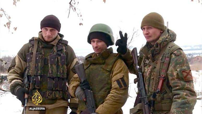 Арабский телеканал Al Jazeera побывал на передовых позициях армии ДНР (ВИДЕО) | Русская весна