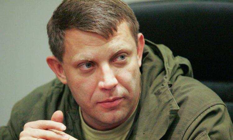 Захарченко озвучил условия переговоров с Порошенко | Русская весна