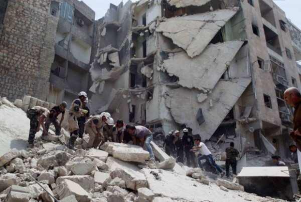 Клеветникам России: Кто превратил Алеппо в руины? — расследование  «Русской Весны» (ФОТО, ВИДЕО)   Русская весна