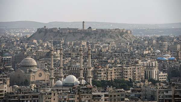Врезультате обстрела жилого квартала Алеппо погибли 13человек, более 40 ранены | Русская весна