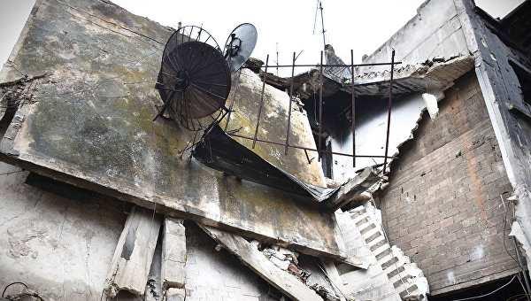 Курды обвинили «Ахрар аш-Шам» виспользовании фосфорных снарядов вАлеппо   Русская весна