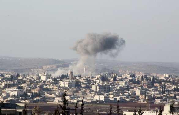 Премьер Турции назвал причину обстрела авиабазы на севере Алеппо | Русская весна