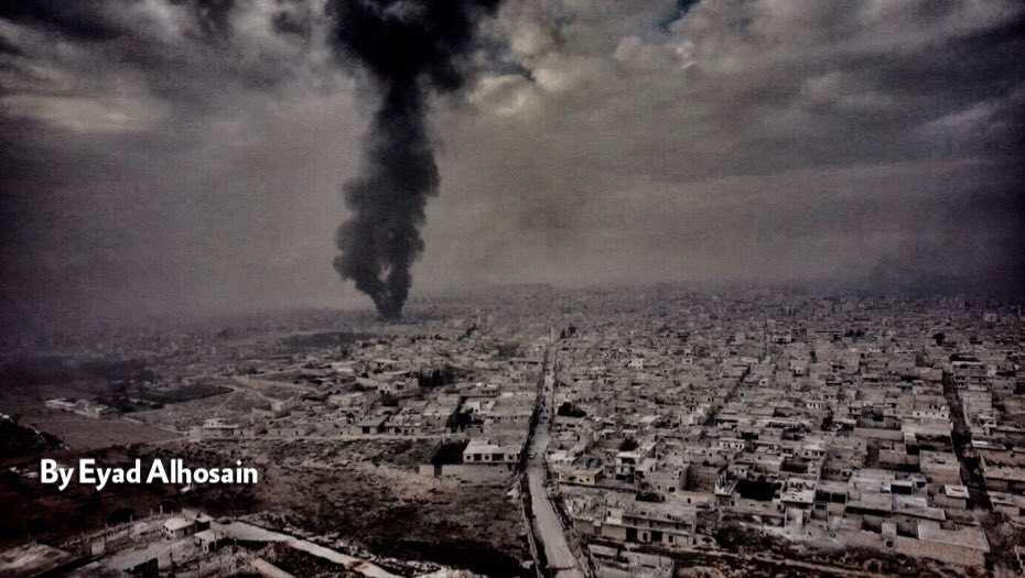 Минобороны назвало «режиссеров» роликов о«российских бомбардировках» Алеппо  | Русская весна