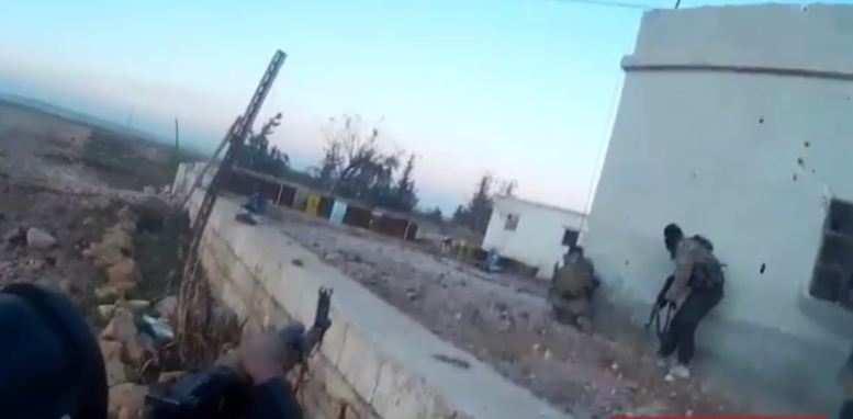 Онлайн-атака: узбекские боевики ИГИЛ сняли на камеру GoPro наступление в сирийском Алеппо (ВИДЕО)   Русская весна