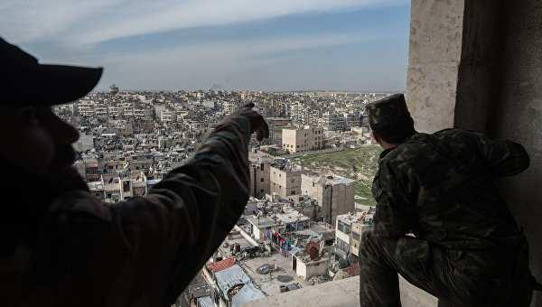 СШАназвали «гуманитарным» коридор изТурции вАлеппо, покоторому боевики получают оружие | Русская весна