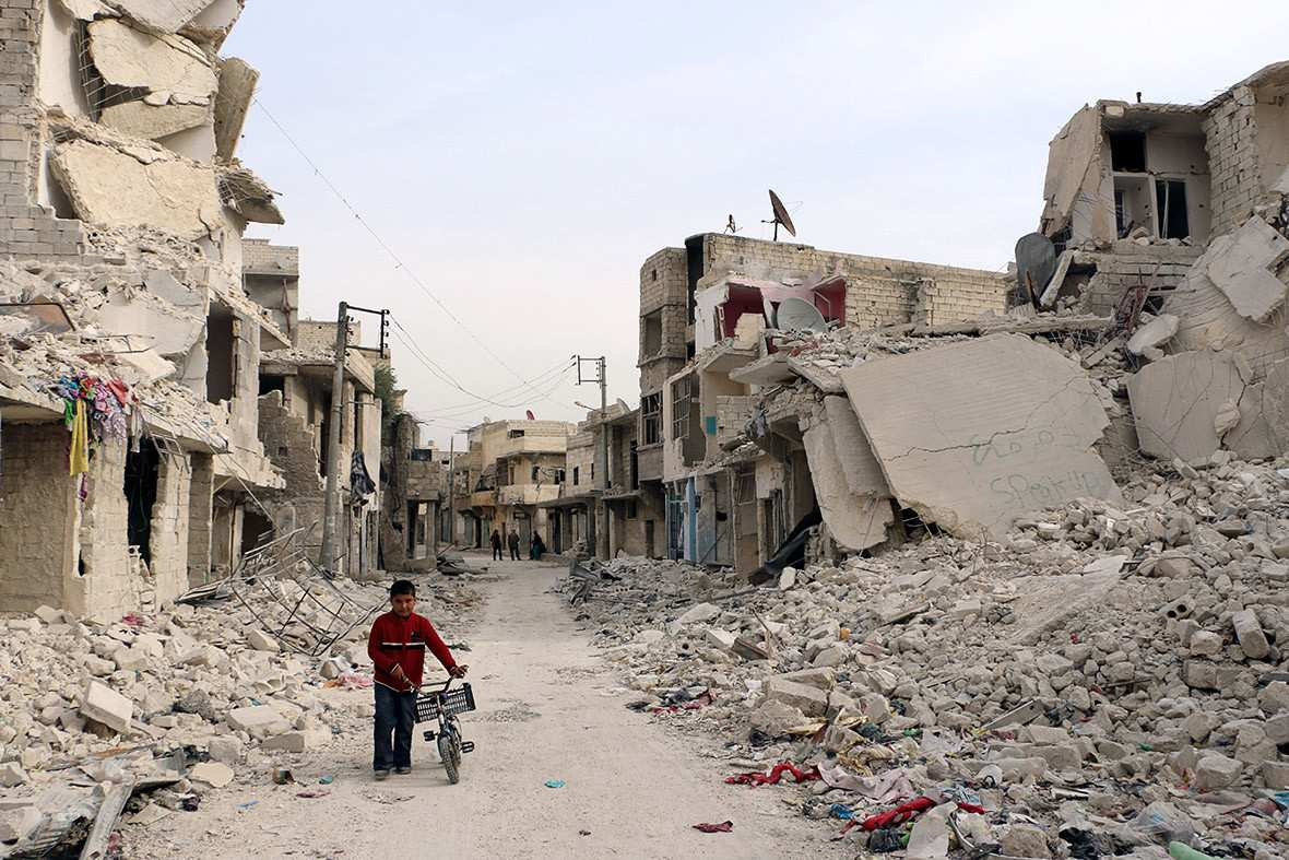 Россия впервые доставила гуманитарную помощь жителям Алеппо | Русская весна