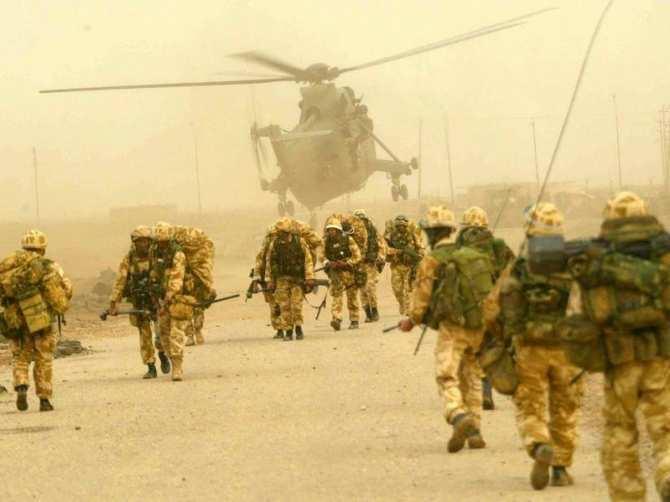Как американцы воюют в Сирии и Ираке   Русская весна