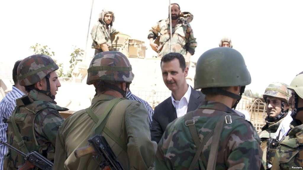 Президент Ирана Роухани: «Сирия без Асада будет раем для террористов» | Русская весна