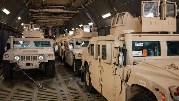 Киев может получить американскую военную помощь вближайшее время, — посол Украины вСША | Русская весна