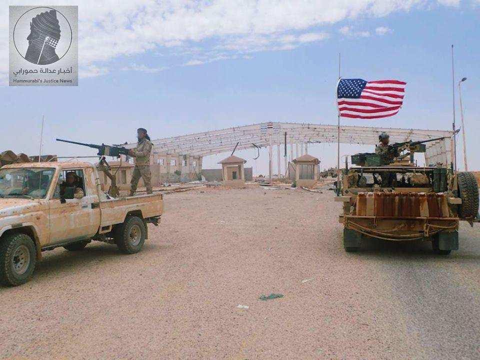 Сирия: Страх перед Армией России остановил наступление боевиков США | Русская весна