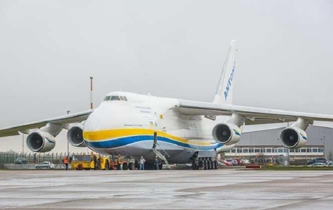 На Украине планируют возобновить выпуск Ан-124 «Руслан» без российских комплектующих | Русская весна