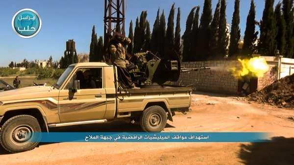 Сводка: САА отбила наступление «ан-Нусры» в Алеппо, боевики атакуют н.п. в Латакии, Хаме и Дамаске | Русская весна