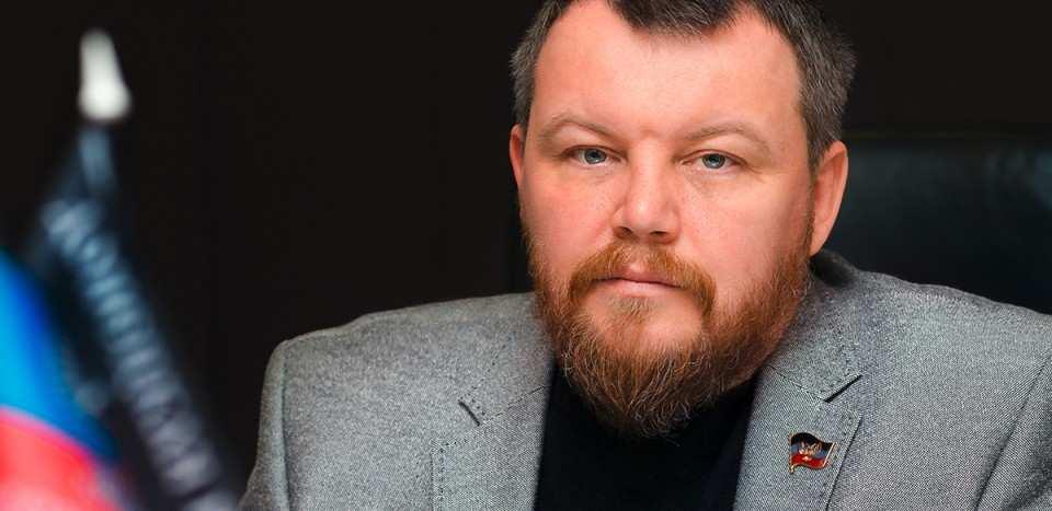Один из основателей ДНРАндрей Пургин добился получения паспорта Республики (ФОТО) | Русская весна