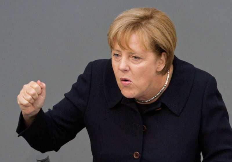 Меркель: «Доказательства применения химоружия вСирии ясные ичёткие» | Русская весна
