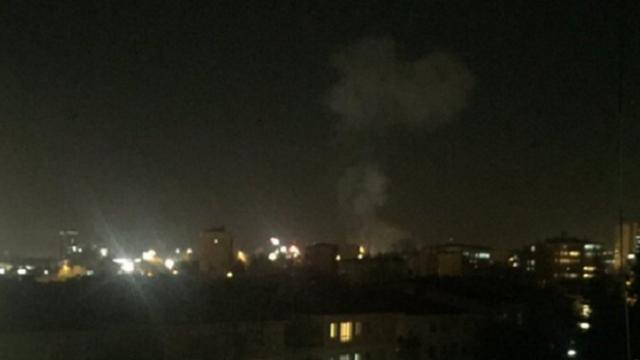 Мощный взрыв в центре Анкары (ФОТО) | Русская весна