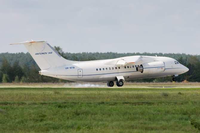 Россия прекращает совместное с Украиной производство Ан-148 | Русская весна