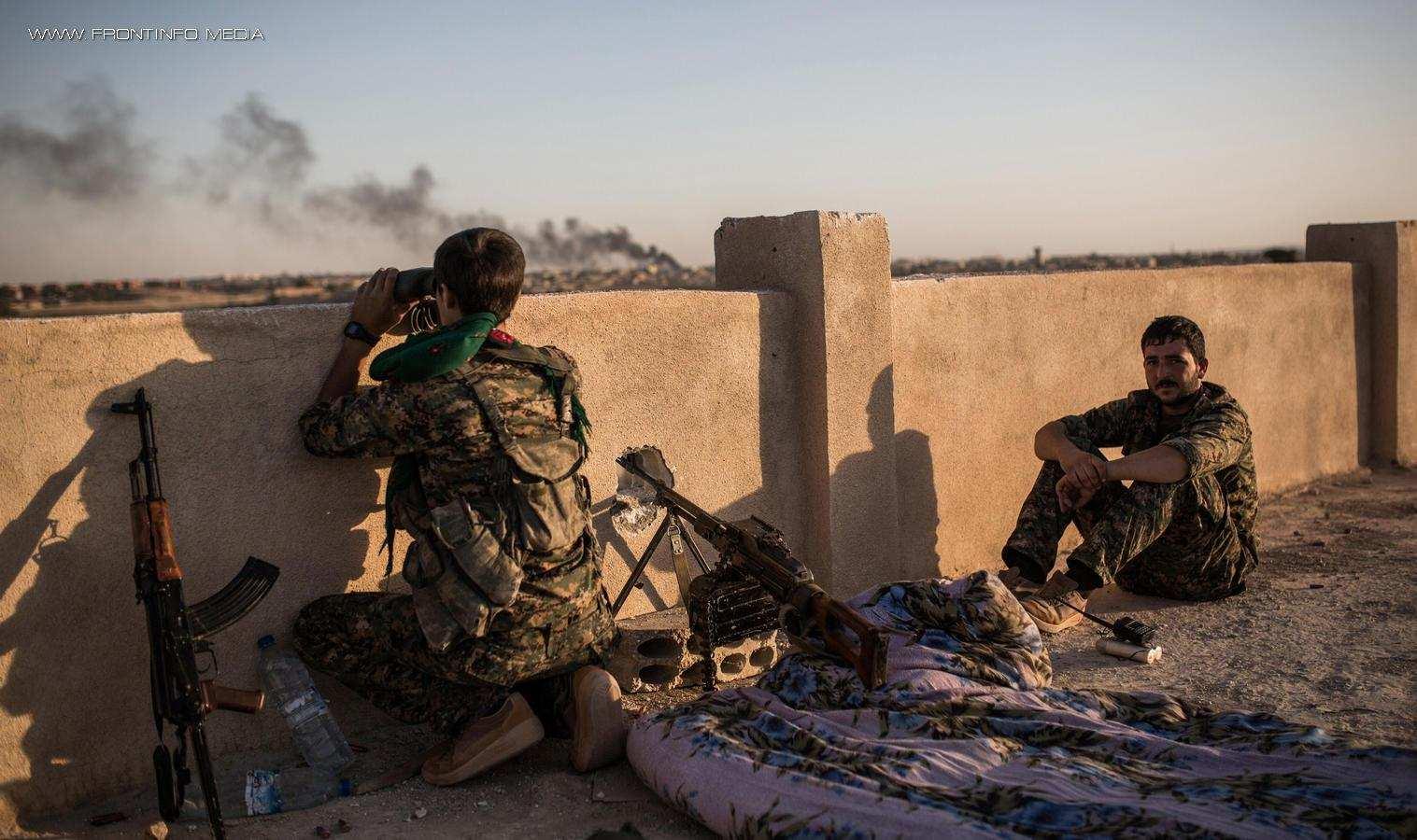 СШАобъявили информационную войну курдам? | Русская весна