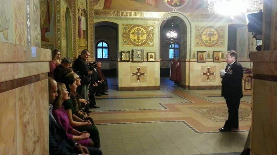 На Украине церкви «Киевского патриархата» начали сдавать в аренду под светские мероприятия (ФОТО) | Русская весна