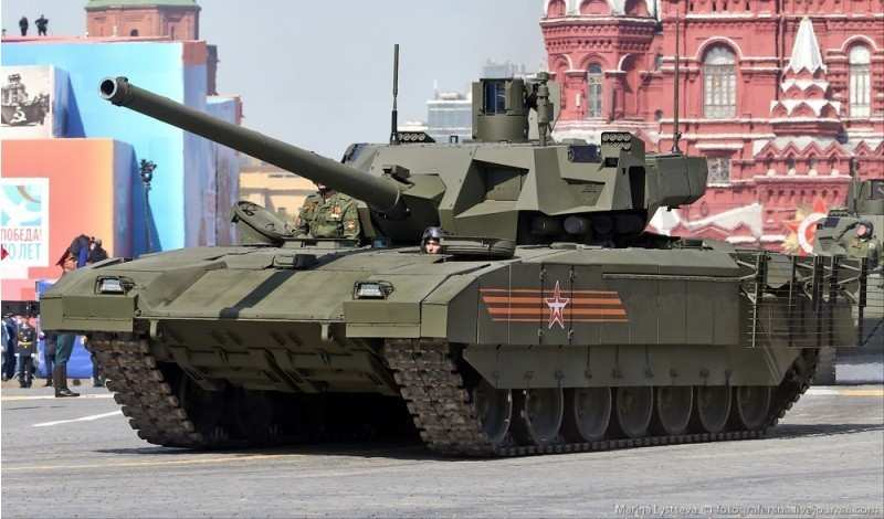Главные секреты «Арматы»: танка, созданного побеждать (ФОТО+ВИДЕО)  | Русская весна