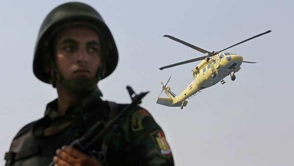 Египетская армия уничтожила более 50боевиков ИГИЛ насевере Синая   Русская весна
