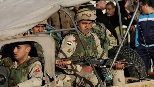 Армия Египта ликвидировала 32террориста насевере Синая | Русская весна