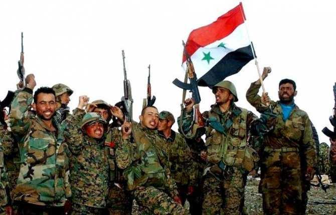 Накраю Сирии: армия Асада загнала террористов вкотел подМхином (ФОТО, ВИДЕО) | Русская весна