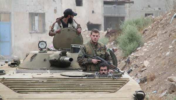 Армия Сирии развивает наступление насевере провинции Латакия | Русская весна