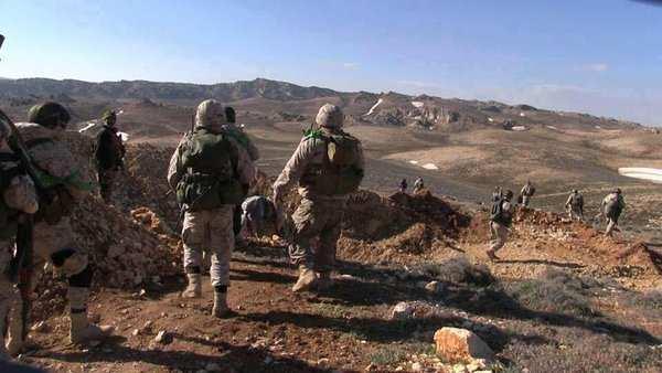 Пальмира: пока ВКСРФгромят ИГИЛ, «Хезболла» перебрасывает большие силы длярешающего штурма | Русская весна