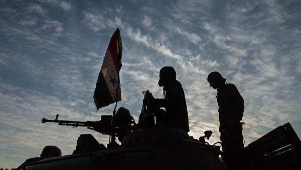 Армия Сирии установила контроль надстратегическими высотами вРакке | Русская весна