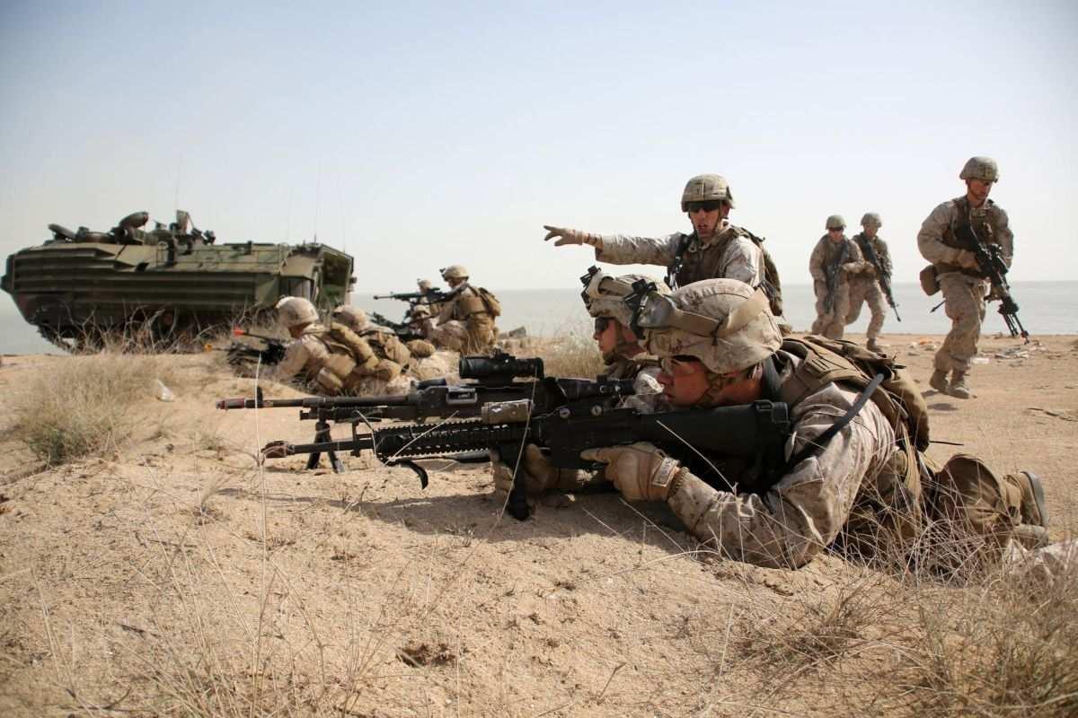 СШАготовятся бросить все силы, чтобы обогнать Россию и Сирию, захватив последнюю цитадель ИГИЛ | Русская весна