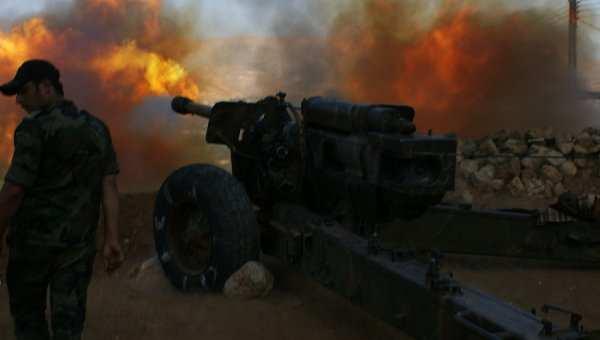 Армия Сирии продолжает наступление: военные обвинили Турцию вподдержке террористов (ВИДЕО) | Русская весна