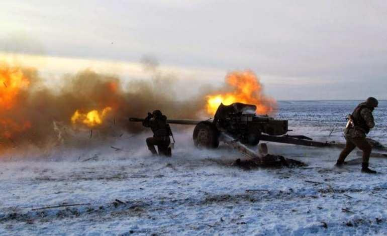 ВСУначали обстрелы территории ДНРвдоль всей линии фронта   Русская весна