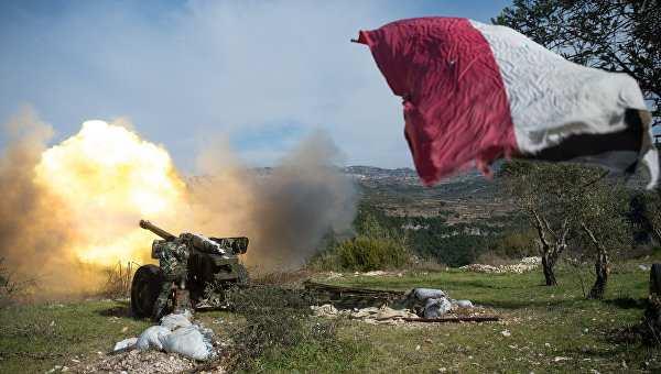 Сводка от «Тимура»: САА наступает на столицу ИГИЛ, ракета «Точка» и РСЗО «Смерч» накрыли 2 колонны грузовиков боевиков | Русская весна