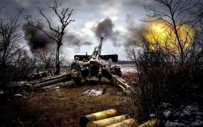 Сотни выпущенных снарядов: ВСУ обстреливают Донбасс   Русская весна
