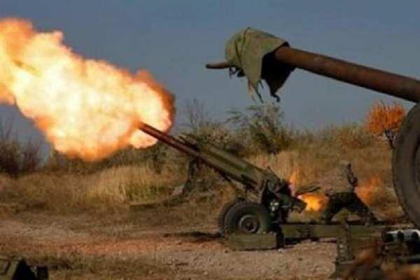 В Донецке непрекращаются обстрелы (ВИДЕО+ФОТО) | Русская весна