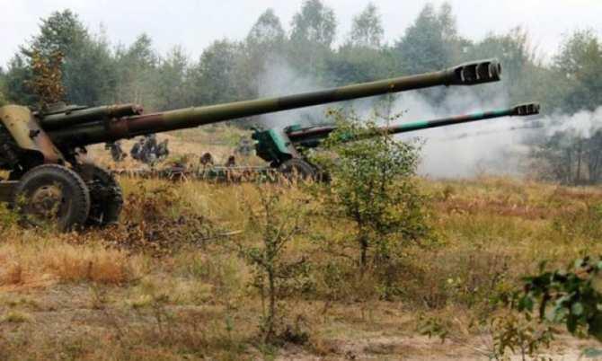 Горловка под мощным обстрелом украинской артиллерии, есть погибшие   Русская весна