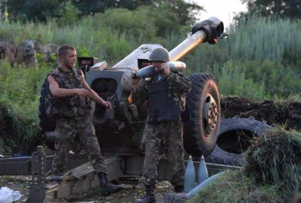 Журналисты зафиксировали позиции ВСУ, откуда стреляли помирным жителям (ВИДЕО) | Русская весна