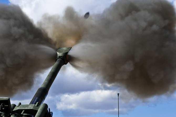 ВСУоткрыли массированный артиллерийский огонь попригороду Горловки | Русская весна