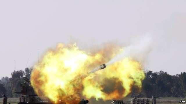 СРОЧНО: курды обнародовали кадры обстрела своих позиций турецкой артиллерией (ВИДЕО) | Русская весна