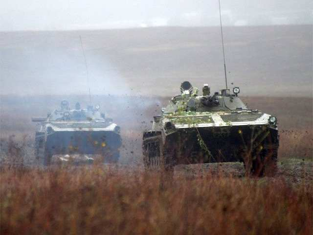 Украинская армия получила отпор на Марьинке при попытке прорыва обороны ополчения ДНР  | Русская весна