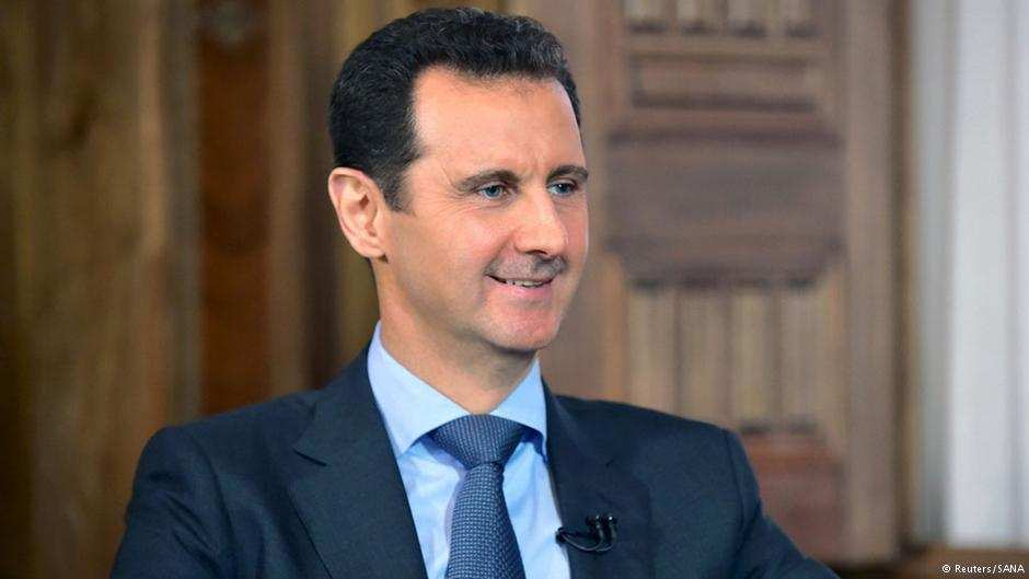 Башар Асад: Мой уход с поста президента зависит только от воли народа Сирии | Русская весна