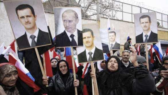 Жители Латакии: Россияне стали намбратьями | Русская весна