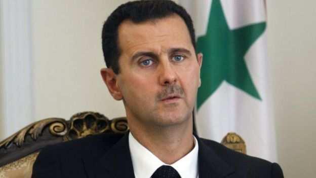 Обвинения виспользовании Сирией химоружия сфабрикованы, — Асад | Русская весна