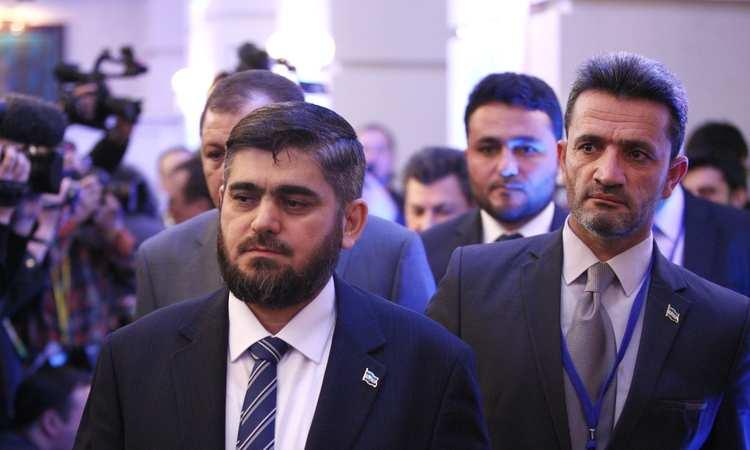 «Ан-Нусра» создала коалицию исламистов-радикалов против группировок, участвовавших в переговорах в Астане   Русская весна