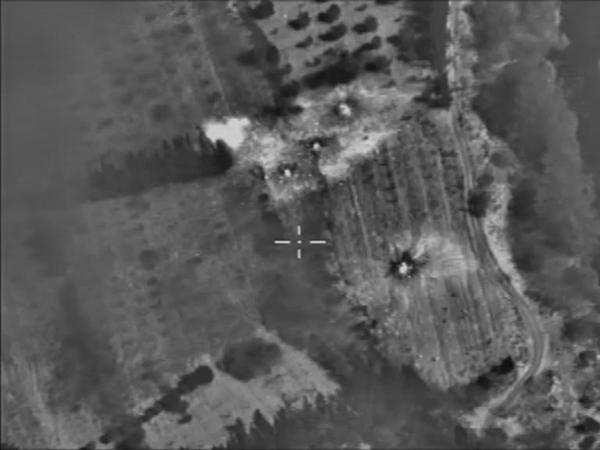 Кадры наступления сирийской армии на боевиков ИГИЛ с башни боевого танка (ВИДЕО)   Русская весна