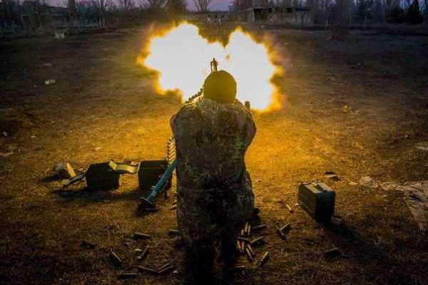 В празднование Вознесения Господня Горловка подверглась мощному обстрелу | Русская весна