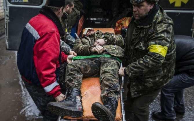 ТСН: Вштабе «АТО» нашли лазейку в законодательстве, которая позволяет неплатить зарплату раненым военным (ВИДЕО) | Русская весна
