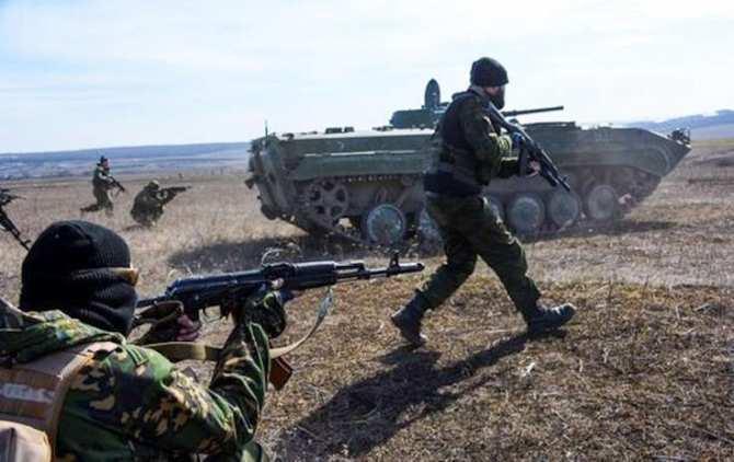 Киевский и Куйбышевский районы Донецка снова под огнем украинской артиллерии | Русская весна